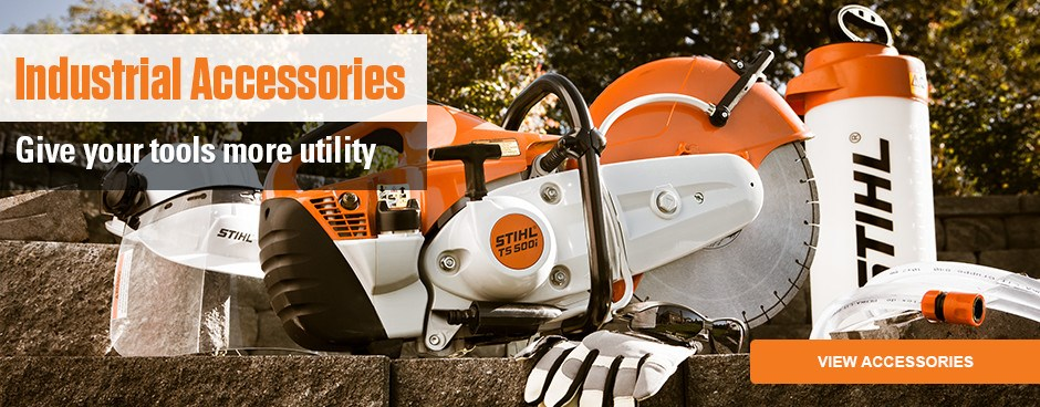STIHL Industrial Accessories